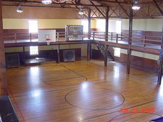 Camp Bowie Gym