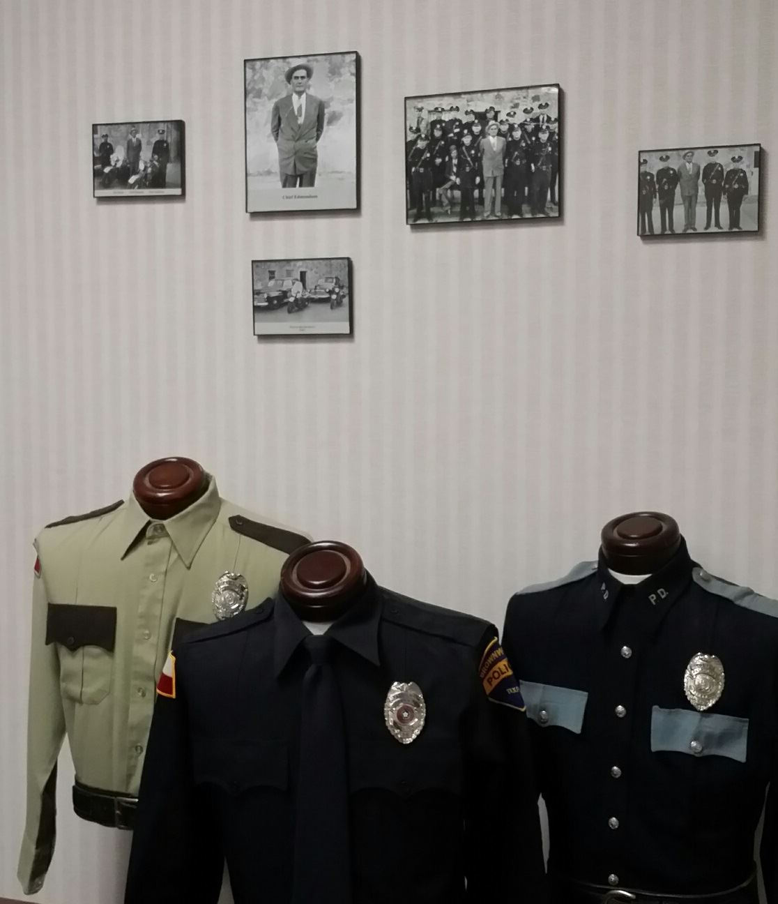 OLD UNIFORMS