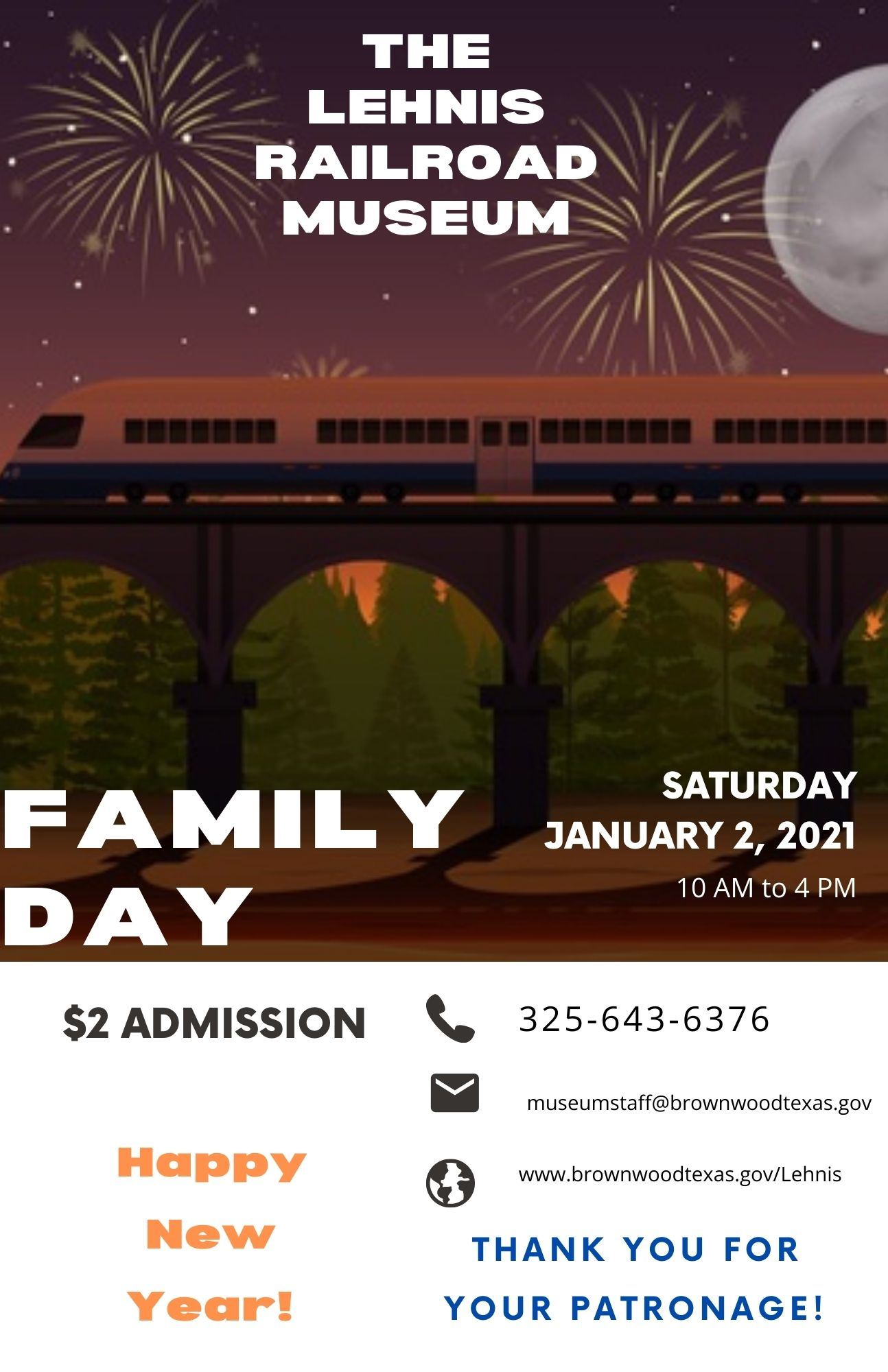 Family Day 1-2-2021