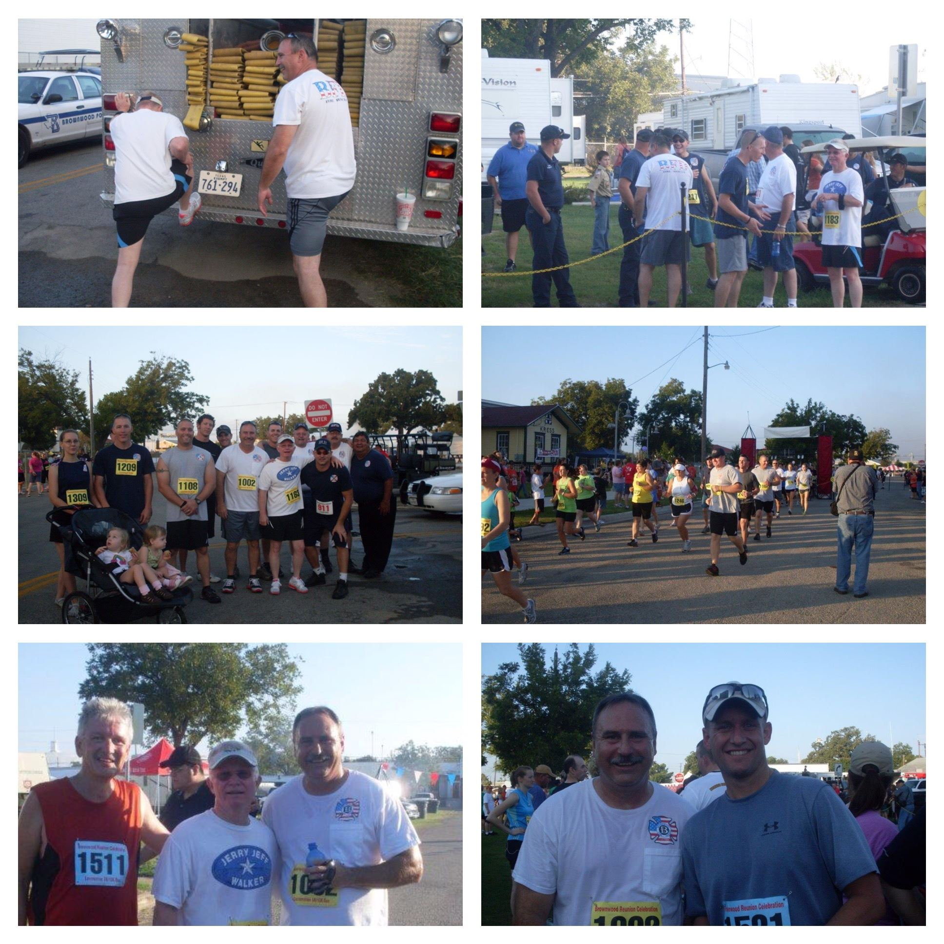 Reunion Run Collage 2010 submitted by Melanie Larose